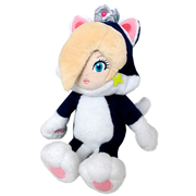 Super Mario 3D World Cat Rosalina 9-Inch Plush