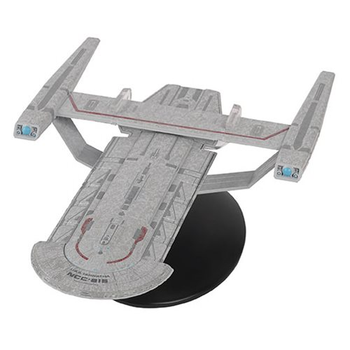 Star Trek Starships U.S.S. Hiawatha with Collector Magazine #20