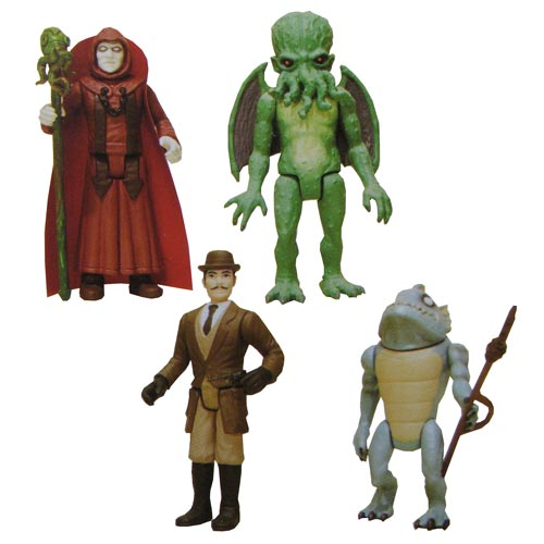 Legends of Cthulhu Action Figure Case