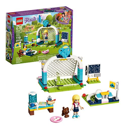 LEGO Friends Heartlake 41330 Stephanie's Soccer Practice