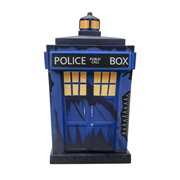 Doctor Who Titans Trenzalore TARDIS 8-Inch Vinyl Figure - 2014 New York Comic Con Exclusive