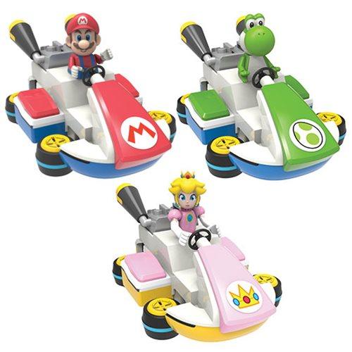 K'NEX Mario Kart 8 Standard Kart Building Set Wave 1 Case ...