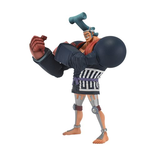 One Piece Franky The Grandline Men Vol. 8 DXF Statue