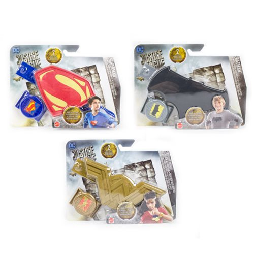 Justice League Movie Snap and Wear Action Figure Case