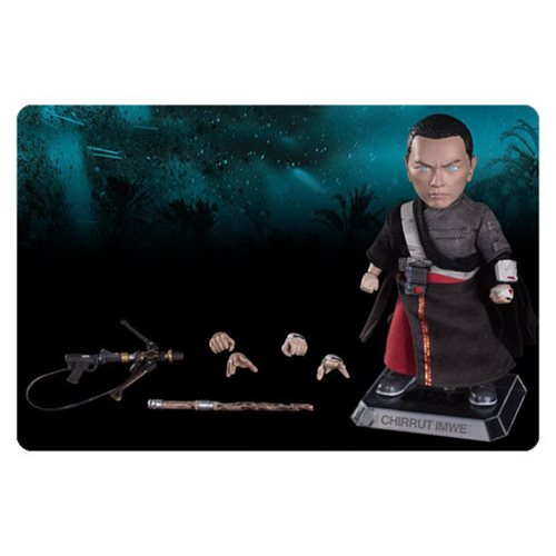 Star Wars Rogue One Chirrut Imwe Egg Attack Action Figure - Previews Exclusive