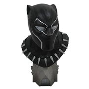 Legends in 3D Black Panther Movie 1:2 Scale Resin Bust