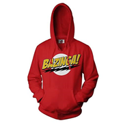 The Big Bang Theory Bazinga Hoodie