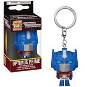 Transformers Optimus Prime Pocket Pop! Key Chain