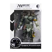 Magic The Gathering Legacy Garruk Wildspeaker Legacy Action Figure, Not Mint