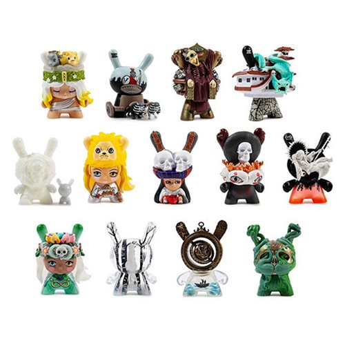 Arcane Divination Dunny Series 2 Mini-Figure Display Tray