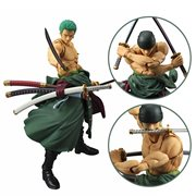 One Piece Roronoa Zoro Variable Action Heroes Action Figure
