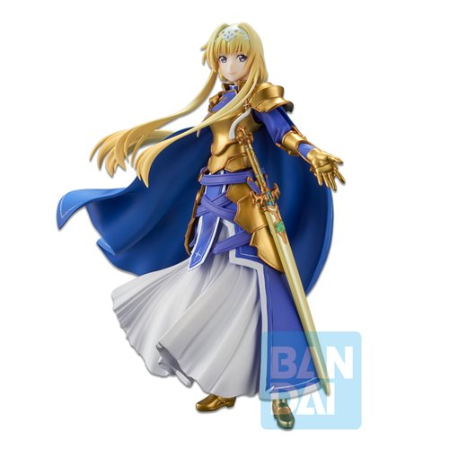 Sword Art Online: Alicization Alice Integrity Knight War of Underworld-Final Chapter Ichiban Statue