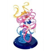 Sailor Moon Sailor Moon Moon Crystal Power Make Up FiguartsZero Chouette Statue P-Bandai Tamashii Exclusive