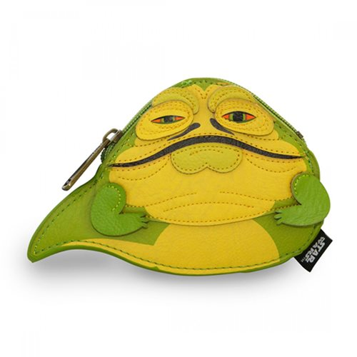 Star Wars Jabba The Hutt Coin Bag