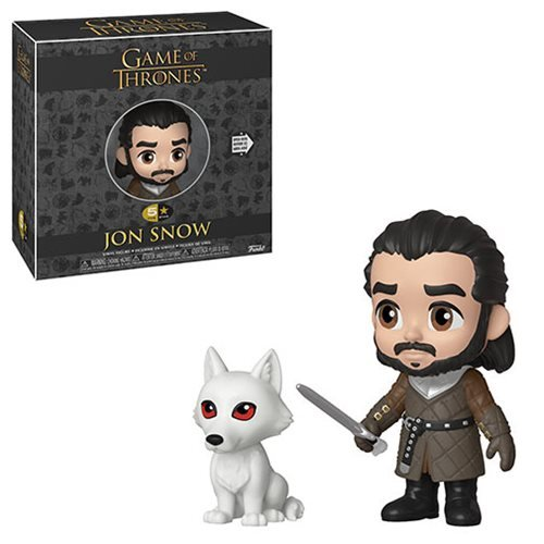 Game of Thrones Jon Snow 5 Star Vinyl Figure