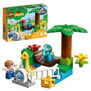 LEGO DUPLO Jurassic World 10879 Gentle Giants Petting Zoo