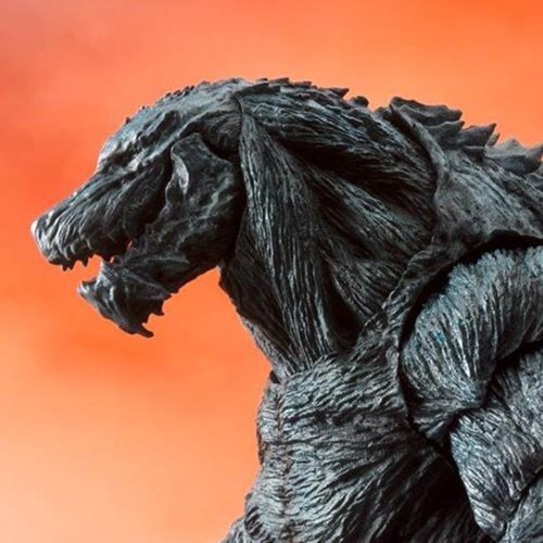 Godzilla: Planet of the Monsters Godzilla Earth SH MonsterArts Action Figure P-Bandai Tamashii Exclu