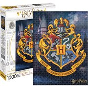 Harry Potter Hogwarts Logo 1,000-Piece Puzzle