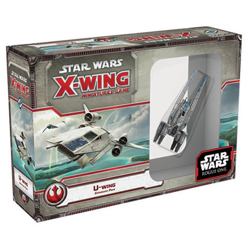 Star Wars X Wing Game U-Wing Expansion Pack