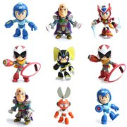 Mega Man Action Vinyls Wave 1 Display Box