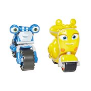 Ricky Zoom Loop and Scootio Action Figure 2-Pack