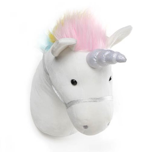Unicorn Head Plush