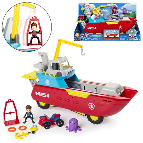 Paw Patrol Sea Patroller Playset