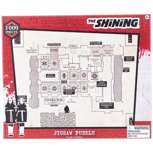 The Shining 1,000-Piece Jigsaw Puzzle