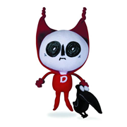 DC Nation Deadman and Crow Plush 2-Pack