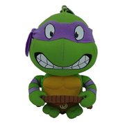 Teenage Mutant Ninja Turtles Donatello Super Deformed 5 1/2-Inch Plush Key Chain