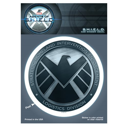 Agents of S.H.I.E.L.D. Logo Decal