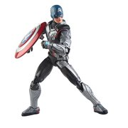 Avengers Marvel Legends Captan America Figure, Not Mint