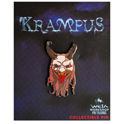 Krampus Dark Elf #5 Collectible Pin