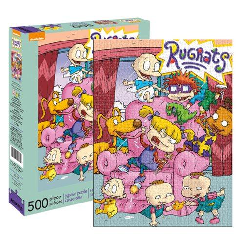 d826514c61 Rugrats Cast 500-Piece Puzzle - Entertainment Earth