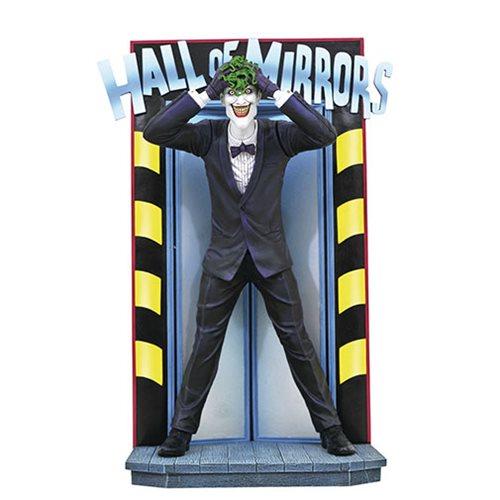 DC Comic Gallery The Killing Joke Joker Statue