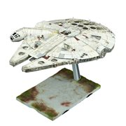 Star Wars: The Last Jedi Millennium Falcon 1:144 Scale Plastic Model Kit