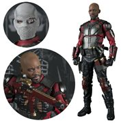 Suicide Squad Deadshot Bandai SH Figuarts Action Figure, Not Mint