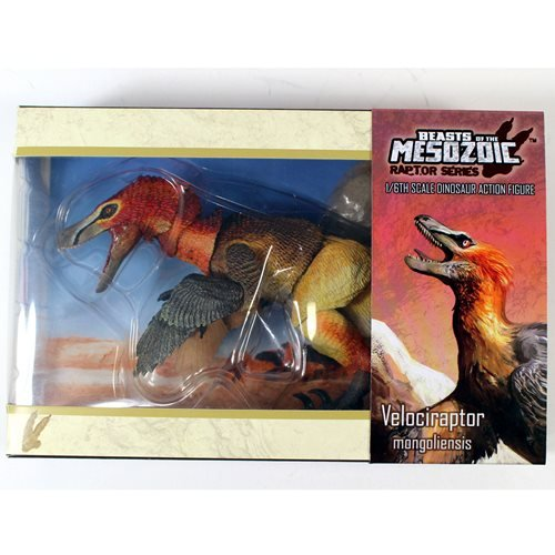 Beasts of Mesozoic Raptor Series 2 Mongoliensis Version 2 Action Figure