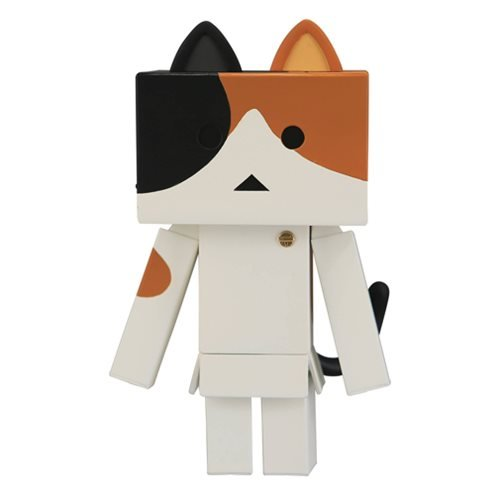 Toy Box Sofubi Nyanboard Mike Soft Vinyl Figure
