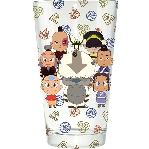 Avatar the Last Airbender Pint Glass
