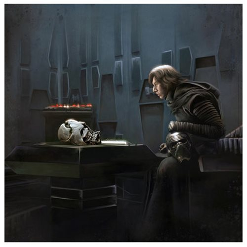 Star Wars: The Force Awakens Bloodline by Brian Rood Canvas Giclee Art Print