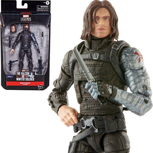 Marvel Legends 6-Inch Winter Soldier Action Figure