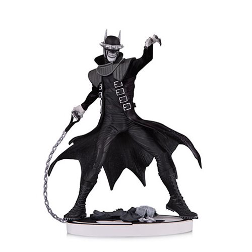 Batman Black and White: The Batman Who Laughs by Greg Capullo 2nd Edition Statue