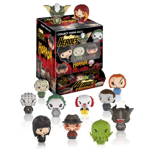 Horror Pint Size Heroes Mini-Figure Random 6-Pack