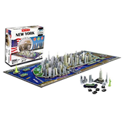 New York USA 4D Puzzle