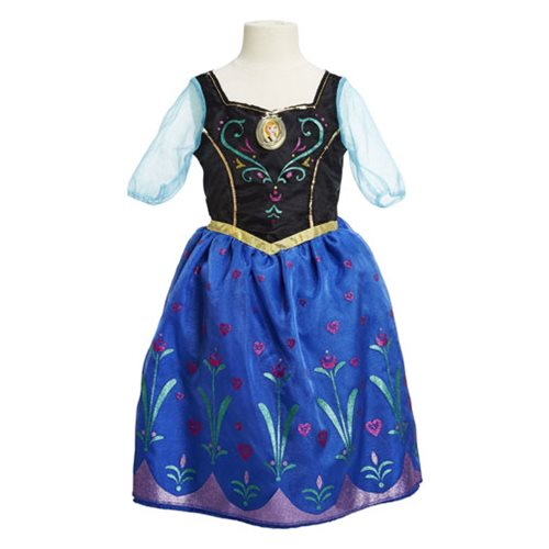 Disney Frozen Musical Light-Up Anna Dress