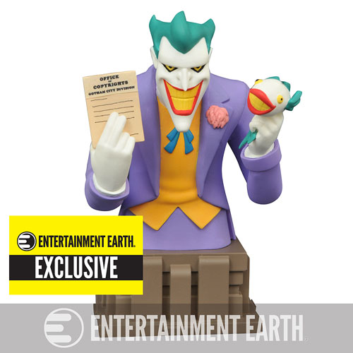 Batman Laughing Fish Joker Bust - EE Exclusive, Not Mint