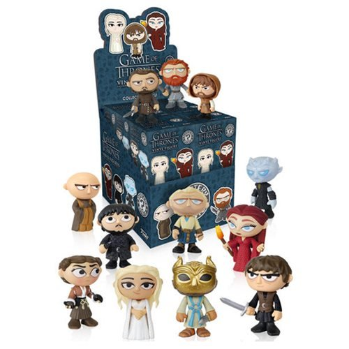 Game of Thrones Mystery Mini Ser. 3 Mini-Figure Display Case