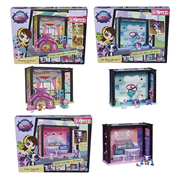 Littlest Pet Shop Scene Style Playsets Wave 1 Case