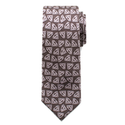 Superman Tight Shield Boys Large Silk Tie